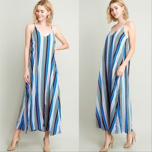 Beachwear and Vacation Vibes Maxi dress